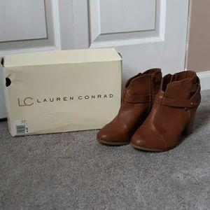 LC Lauren Conrad Women's Booties